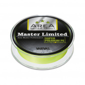 Плетёный шнур Varivas Trout Area Master LTD Super Premium PE 75м